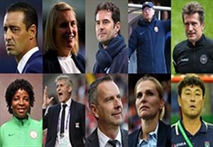 برترین بازیکنان و مربیان دنیای فوتبال بانوان به انتخاب فیفا