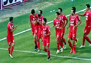 خلاصه بازی تراکتورسازی 2-1 نفت تهران
