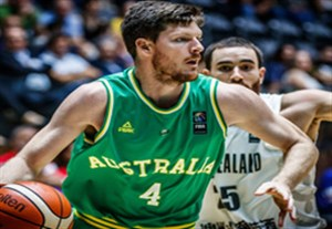 خلاصه بسکتبال استرالیا 106-79 نیوزلند