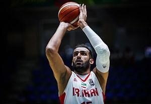 تیم ملی بسکتبال آماده برای بازیهای آسیایی