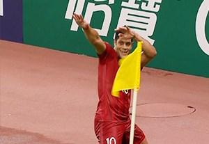 خلاصه بازی شانگهای 4-0 گوانگژو چین (گلزنی هالک)