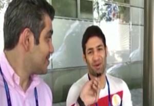 حواشی رقابت تیم ملی کشتی در مسابقات جهانی
