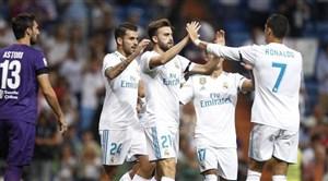 ترکیب اصلی رئال مادرید-والنسیا