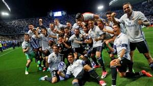 اهدای جام قهرمانی به رئال پس از 98 روز!