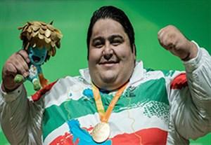 سیامند رحمان بین 3 ورزشکار برتر پارالمپیک