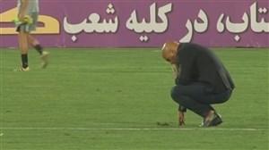 حواشی بازی استقلال تهران - پدیده مشهد