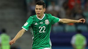 بارسا به دنبال ستاره مکزیکی جام جهانی