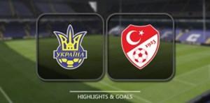 گلهای بازی اوکراین 2-0 ترکیه
