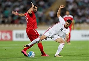 حواشی بازی ایران-سوریه