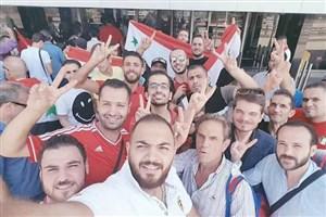 هواداران تیفوسی سوریه