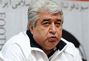 انتقادات تند حسین شمس از کفاشیان و مسئولین فوتسال
