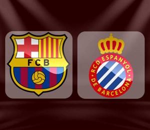 خلاصه بازی بارسلونا 5-0 اسپانیول