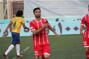 ابراهیمی، تنها بازیکن درخشان با پیراهن سرخ