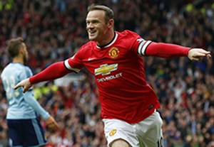 10 گل برتر وین رونی در لیگ برتر جزیره