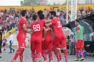 سپیدرود 3 نفت تهران 1؛ بازگشت امید به رشت