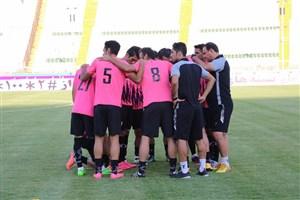 معرفی 11 بازیکن سیاه جامگان مقابل پیکان