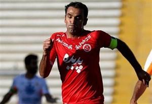 جنجال کاپیتان پدیده علیه گلمحمدی