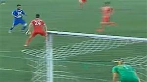 گل دوم استقلال به سپیدرود رشت (شجاعیان)