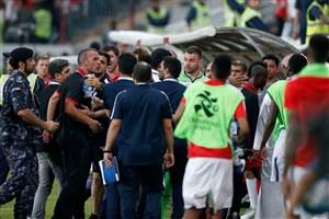 گزارش ناظر AFC علیه دستیار برانکو در ابوظبی
