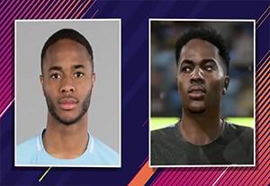 نحوه ساخت چهره بازیکنان منچسترسیتی در FIFA18