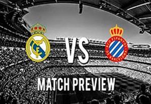 پیش بازی رئال مادرید - اسپانیول
