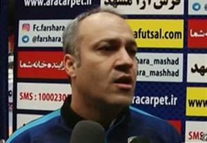 مصاحبه مربیان پس از بازی های دیروز لیگ برتر فوتسال (96/07/13)