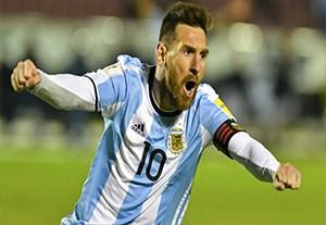 حواشی بازی اکوادور - آرژانتین