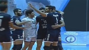 خلاصه والیبال شهرداری ورامین 3 - پیکان 1
