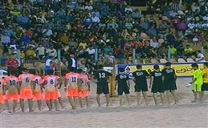 خلاصه فوتبال ساحلی پارس جنوبی 2 - شهرداری بندرعباس 1