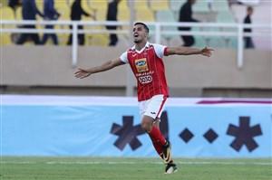 علیپور دومین گل دربیهای خود را به ثمر رساند