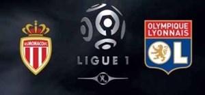 گلهای بازی لیون 3 - موناکو 2