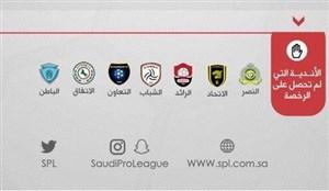 هفت تیم عربستانی از مسابقات آسیایی محروم شدند