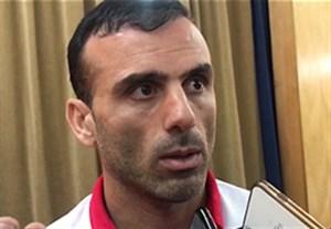 صحبت های تند سیدجلال حسینی در اعتراض به داوری