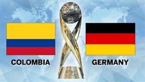 خلاصه بازی آلمان 4 - کلمبیا 0 (جام جهانی زیر17سال)