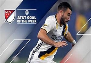گلهای برتر هفته 32 لیگ MLS