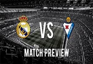 پیش بازی رئال مادرید - ایبار