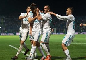 خلاصه بازی فوئنلابرادا 0 - رئال مادرید 2