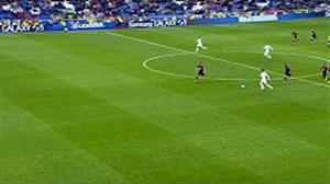 10 ضد حمله که منجر به گل برای رئال مادرید شد