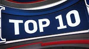 10 حرکت برتر NBA در شب گذشته (29-07-97)