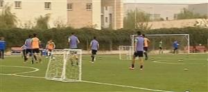 حواشی تمرین تیم ملی ایران برای بازی با پاناما