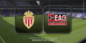 خلاصه بازی موناکو 6 - گنگام 0