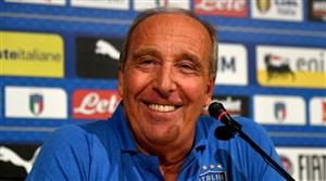 شایسته هدایت تیم ملی ایتالیا نبودم