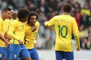 یک مدعی و 31 رقیب چرا برزیل بخت اول قهرمانی در روسیه است؟