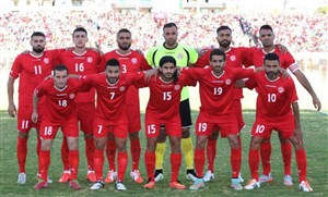 صعود لبنان به جام ملتها با دو ذوب آهنی