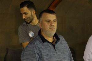 غیبت مربی تازه وارد استقلال روی نیمکت