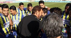 دبل فیروز کریمی مقابل خوزستانیها