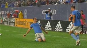 5 گل برتر جک هریسون در لیگ ام ال اس