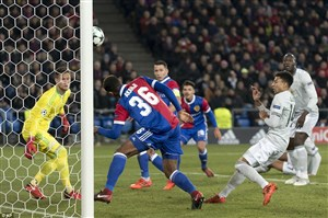 بازل 1-0 منچستریونایتد؛ غافلگیری شیاطین در سوئیس