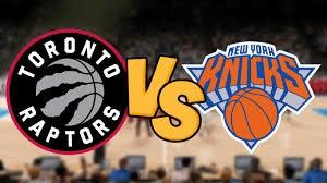 خلاصه بسکتبال تورنتو رپتورز 100 - نیویورک نیکس 108