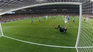 خلاصه بازی رئال مادرید 3_2 مالاگا